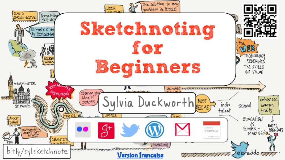 Sketchnoting for Beginners 2